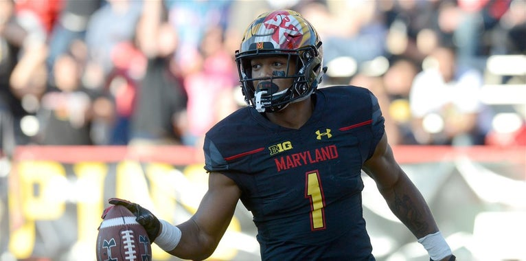 Terps Twitter: New Number One | Secret QB | Uni Swag
