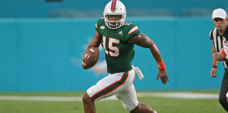 How The New Redshirt Rule Impacts A Handful of Miami Freshmen