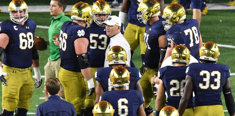 Irish Illustrated Q&A: Offensive Coordinator Chip Long