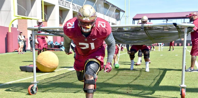FSU's 40 Most Important Players: DT Marvin Wilson, No. 16