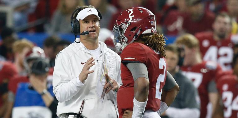 Kiffin has idea for Alabama QB battle, Blake Barnett repsonds
