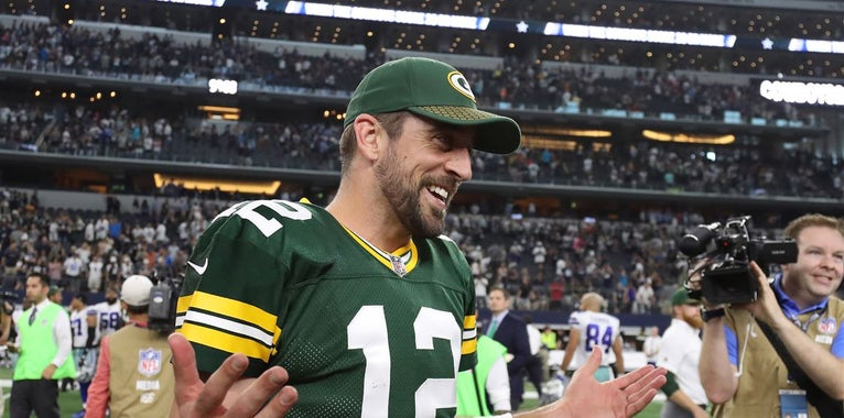 Aaron Rodgers tells Falcons GM to get Matt Ryan's extension done