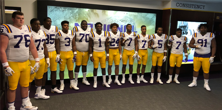 LSU's biggest recruiting needs in 2019