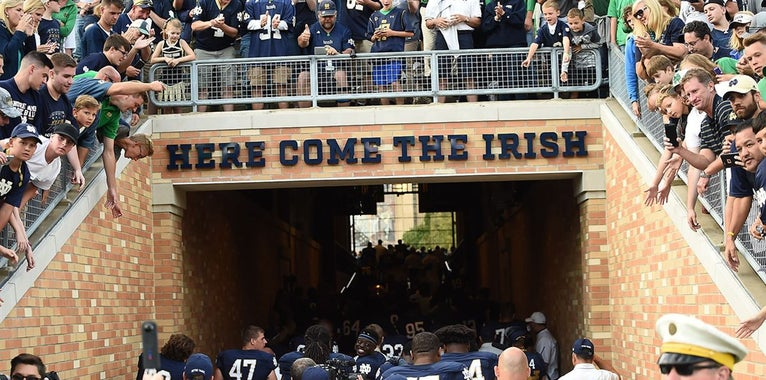 How will Notre Dame close the 2019 class?