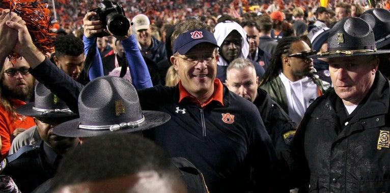 Gus Malzahn among 20 coaches on Dodd Trophy watch list