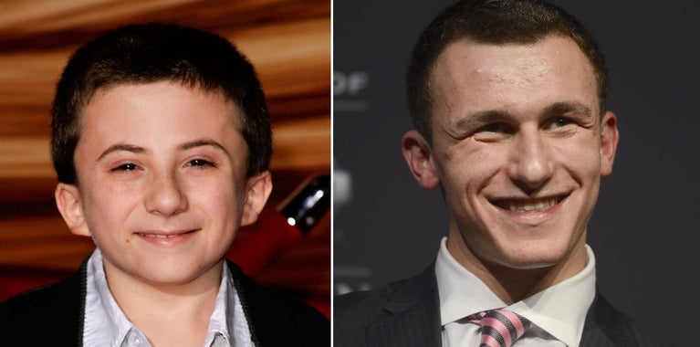 Manziel Is Brick From The Middle Actor Atticus Shaffer