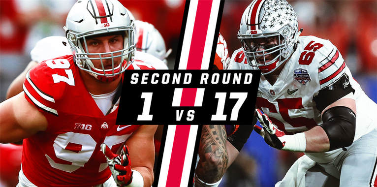 Bucknuts Brackets: No. 1 Joey Bosa vs. No. 17 Pat Elflein