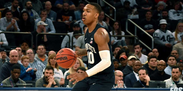 Penn State's Tony Carr to begin pro career in Italy
