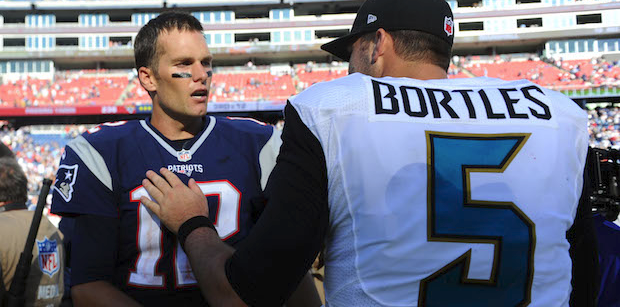 Blake Bortles taking similar contract approach as Tom Brady