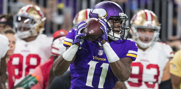 Vikings wide receivers: Five questions heading into this year