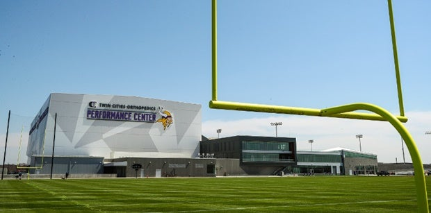 Vikings one of last teams to open training camp