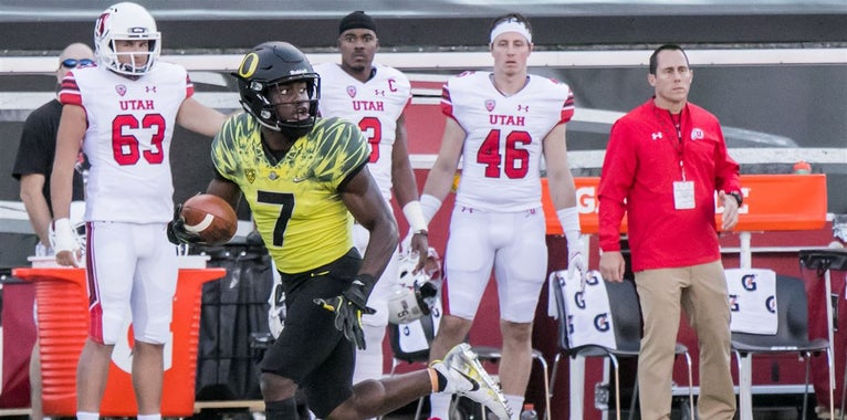 What's your confidence level with Oregon's defensive secondary?