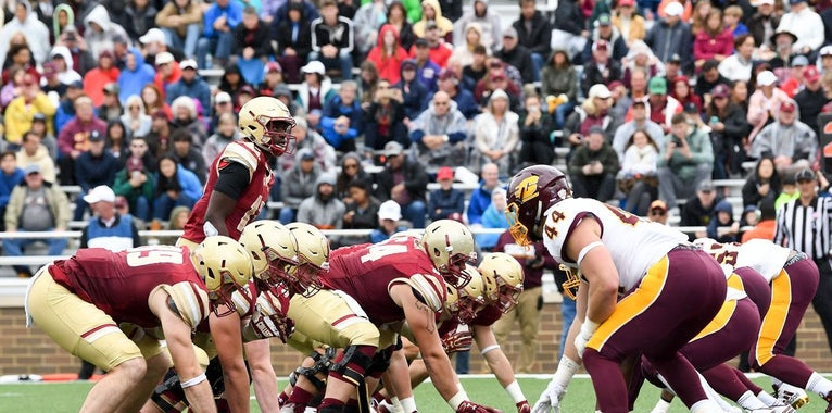 Crystal Ball pick for Boston College