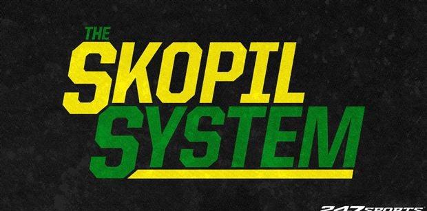 SkopilSystem: Could Troy Brown start a Duck first round bonanza?