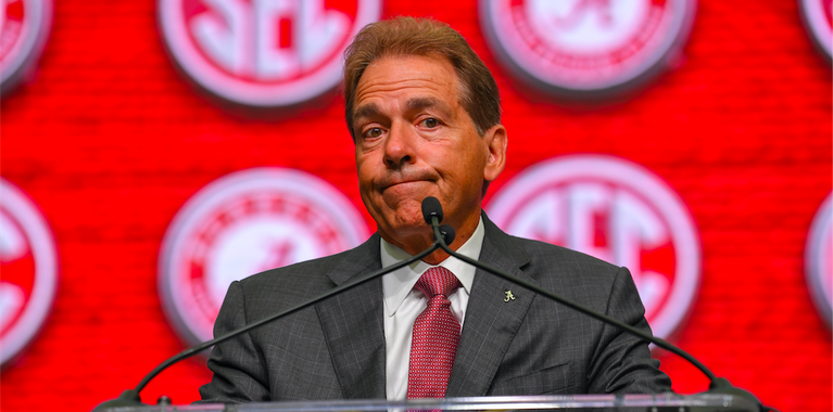 The reason behind Alabama football's Twitter suspension
