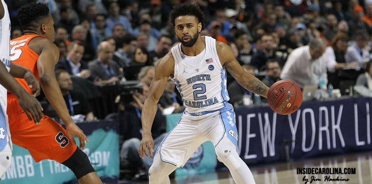 North Carolina's Joel Berry II signs free agent deal with Lakers
