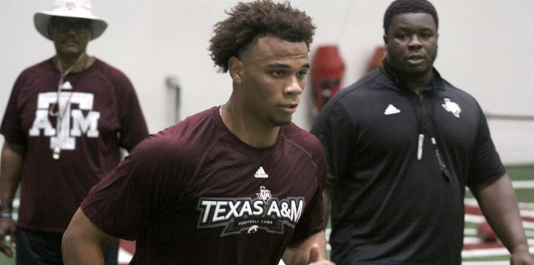 Texas A&M Friday Camp: News and Notes