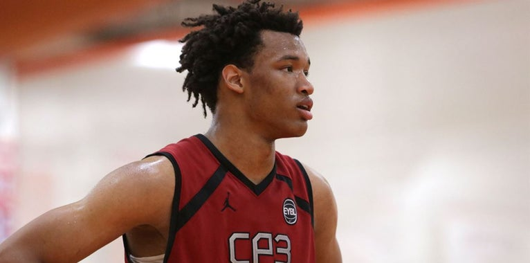 Wendell Moore Schedules UNC Official Visit