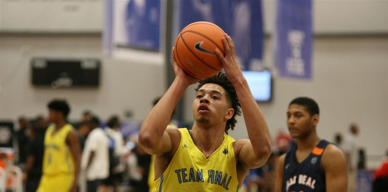 Four-Star Forward Plans to Visit Maryland