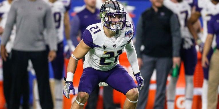 Washington DB Rapp one to watch for 2019 NFL Draft