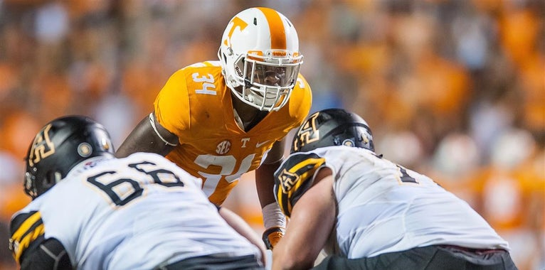 Rucker: Talent can't be excuse for Vols in 2017