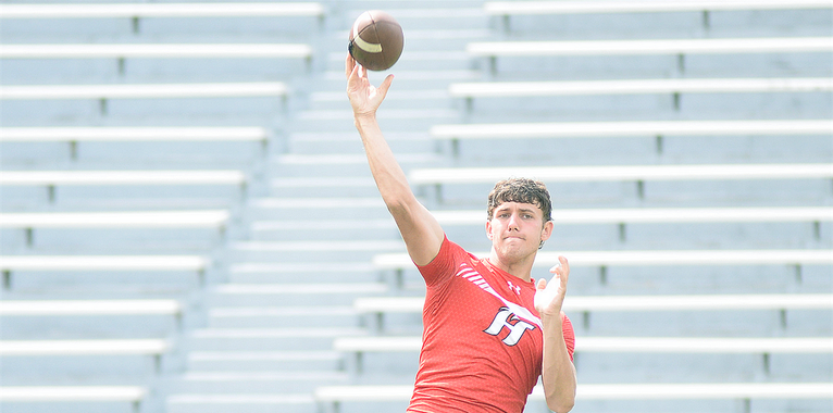 Watch 4-star Alabama QB commitment Paul Tyson in 7-on-7 action