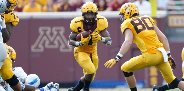 Burns Analysis: Minnesota running back play in 17' and 18'