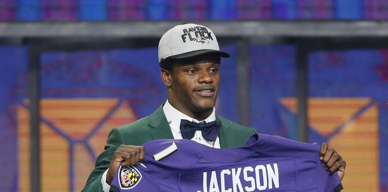 Grading the AFC North's NFL Drafts