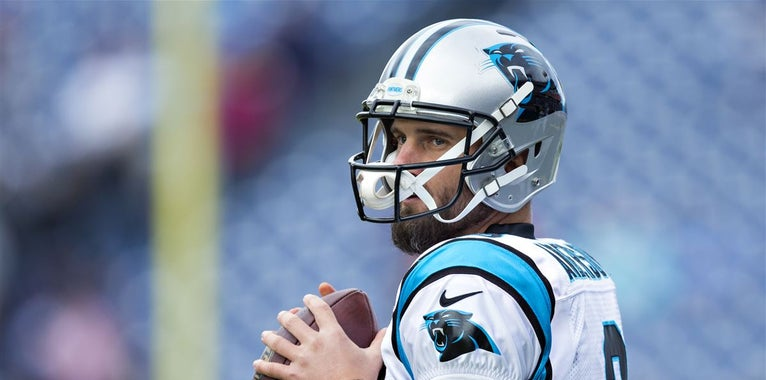 Derek Anderson hints he won't return to Panthers in 2018