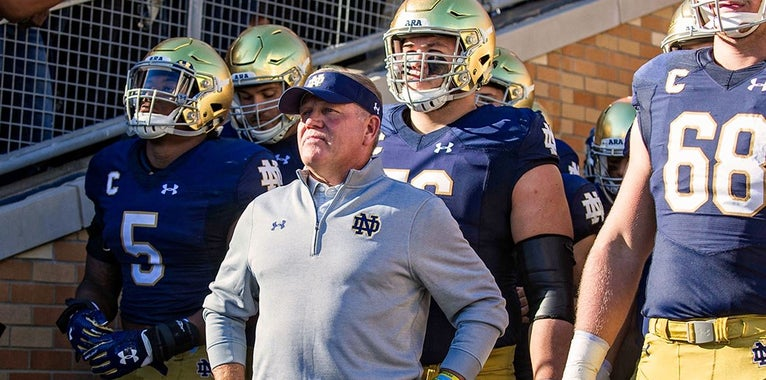 Victory March: Brian Kelly's 10 best wins
