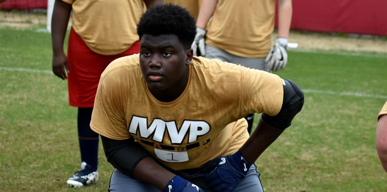 Top performers from MVP Camp Valdosta