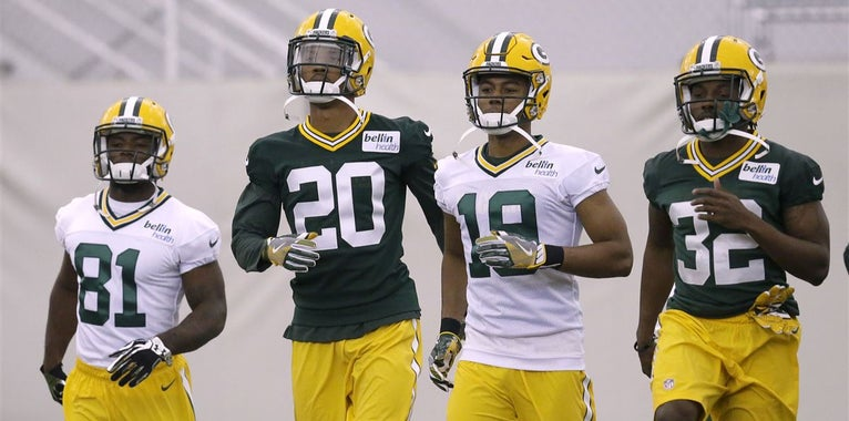Packers projected defensive starting lineup at start of camp
