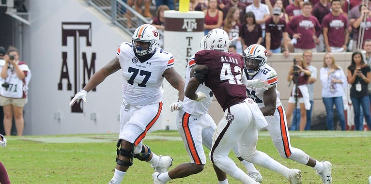 Auburn Football Preview: Worst Case, Best Case At Guard