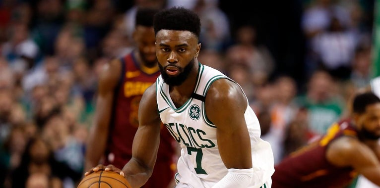 Jaylen Brown: Celtics confident they can beat Cavs in Cleveland