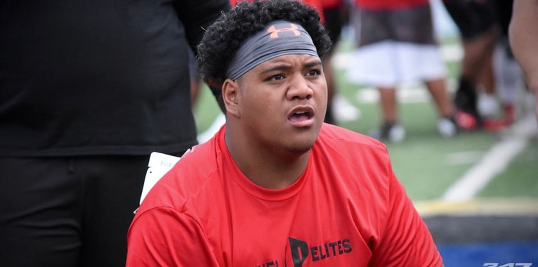 Four-star DT loves experience at Washington