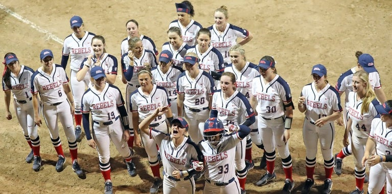 Rebels Take Dramatic Walk-Off Win Over No. 3 Oregon