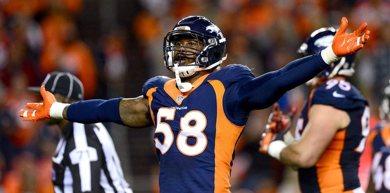 8 reasons Von Miller will win Defensive Player of the Year