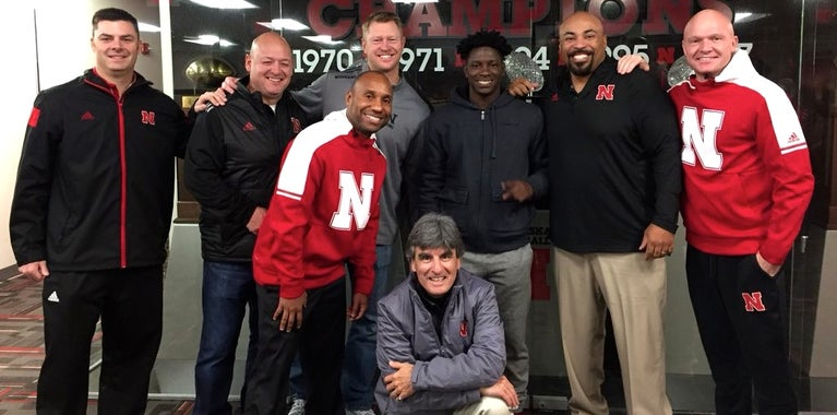 VIP Room: Huskers on a recruiting roll; connected coaches