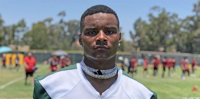'20 ATH Jordan Banks already a national recruit