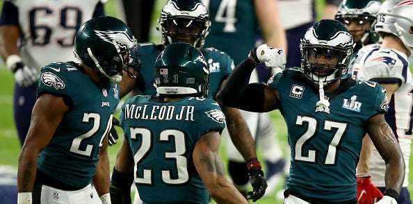 Ranking the safeties on the Philadelphia Eagles roster