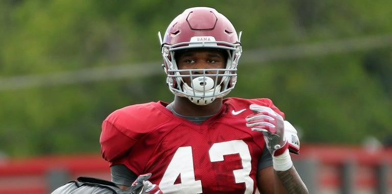 Alabama dismisses VanDarius Cowan for 'violation of team rules'