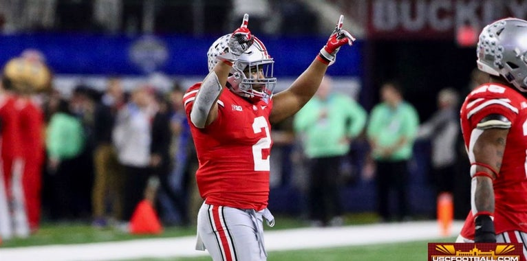 7 stats to know: Ohio State
