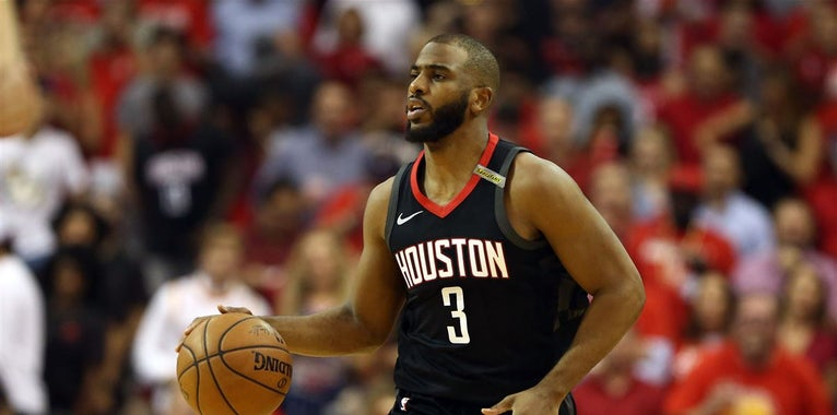 Houston Rockets rule out Chris Paul for Game 6