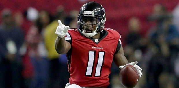 Report: Falcons won't give Julio Jones a new contract