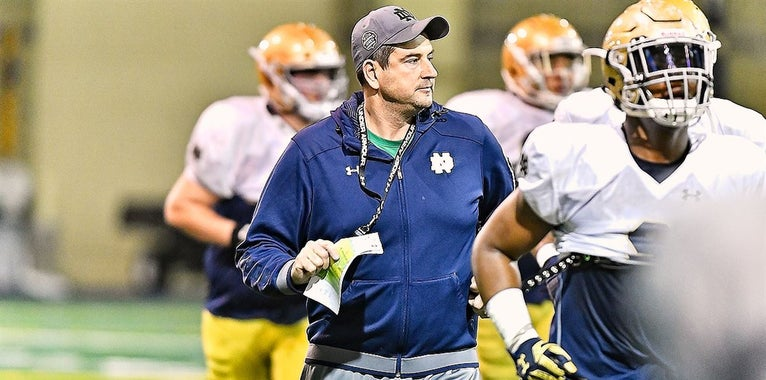 Notre Dame drawing interest from 2020 DL recruits