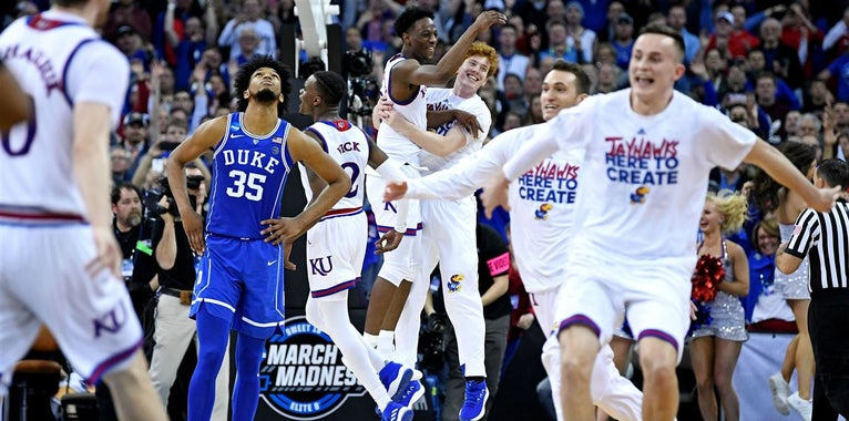 How KU's Graham, Svi fared against 2018 NBA first-round picks
