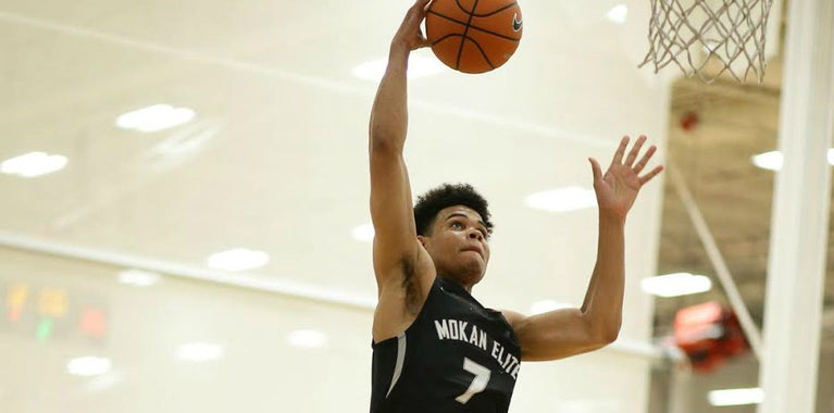 4-star Malik Hall impresses in front of coaches in Lawrence