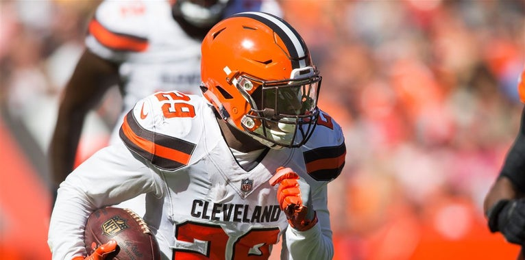 NFL.com: Browns have two top-25 NFL running backs