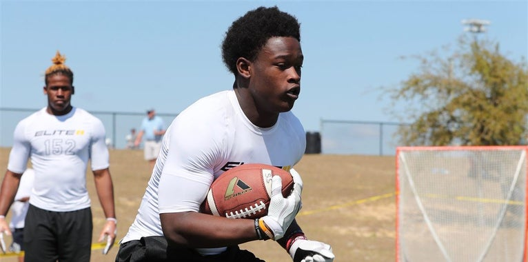 Vols offer RB Knowledge McDaniel, others in Florida