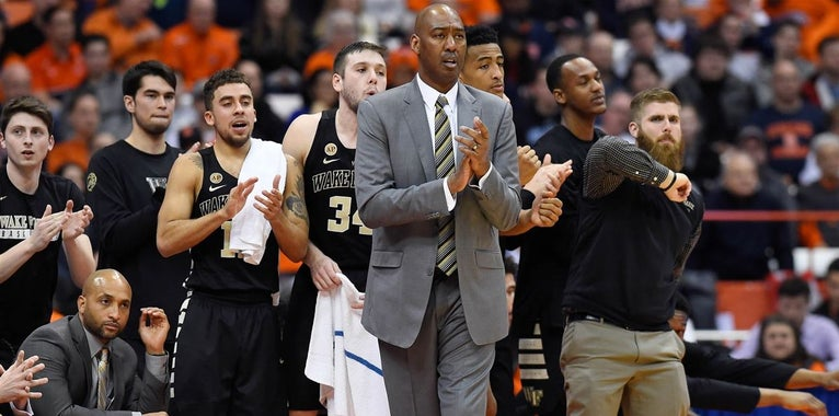 Wake Forest Basketball staff eyeing top talent this week